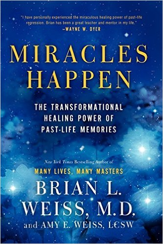 My client and I are featured in Brian Weiss's book